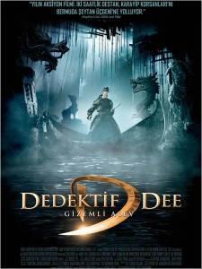 Dedektif Dee ve Gizemli Alev Türkçe Dublaj izle