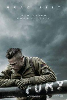 Fury (2014) Türkçe dublaj izle