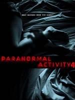 Paranormal Activity 4 Türkçe Dublaj izle / gerilim filmi