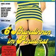 Sechs Schwedinnen im Pensionat – Yatılı okulda altı İsveçli Erotik Film