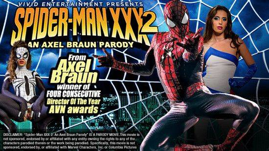 Spider Man XXX 2 Erotik Film full İzle