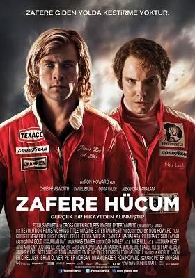 Zafere Hücum – Rush (2013) Türkçe Dublaj İzle