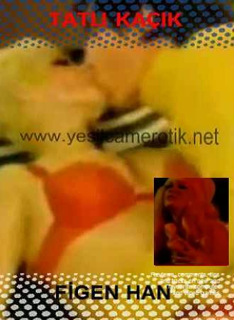 Tatlı Kaçık – Figen Han kırmızı iç çamaşırı ile büyülüyor!
