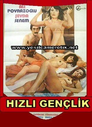 Hızlı Gençlik 1975 – Meral Deniz ve Şeyda Senem yeşilçam erotik