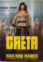Erkeksiz Greta Evi alman +18 film
