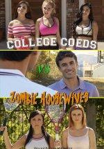 College Coeds vs Zombie Housewives Erotik Film izle