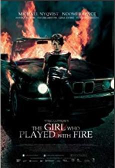 Ateşle oynayan kız – Flickan som lekte med elden