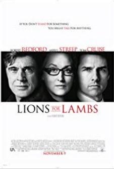Arslanı Kuzulara – Lions for Lambs – türkçe dublaj izle