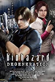 Biohazard Regeneration türkçe izle