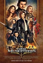 Üç Silahşörler – The Three Musketeers türkçe izle