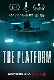 The Platform / El hoyo 1080p izle