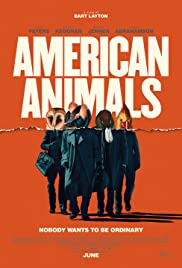 American Animals – Amerikan Soygunu 2018 izle