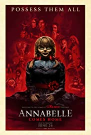 Annabelle 3 – korku filmi izle