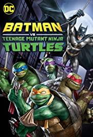 Batman: Ninja Kaplumbağalar / Batman vs Teenage Mutant Ninja Turtles türkçe dublaj HD İZLE