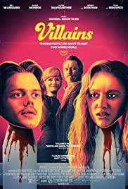 Kötüler izle / Villains hd izle