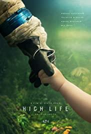 Yüksek Yaşam / High Life 2018  izle