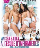 Anissa and Lola at Medical College +18 erotic film izle