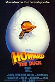 Ördek Howard izle