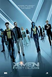 X-Men: Birinci Sınıf / X: First Class türkçe dublaj izle