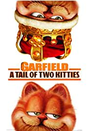 Garfield 2 / Garfield: A Tale of Two Kitties türkçe dublaj izle