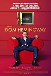 Dom Hemingway türkçe dublaj izle