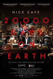 Dünyada 20,000 Gün / 20,000 Days on Earth türkçe dublaj izle