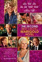 Marigold Oteli'nde Hayatımın Tatili 2 / The Second Best Exotic Marigold Hotel türkçe dublaj izle