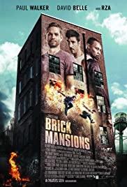 Yasak Bölge / Brick Mansions türkçe dublaj izle