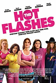 Zorlu Takım / The Hot Flashes türkçe dublaj izle