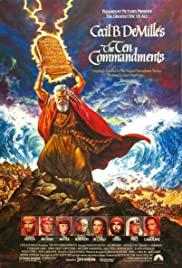 On emir / The Ten Commandments türkçe dublaj izle