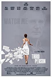 Üçüncü Şahıs / Third Person türkçe dublaj izle