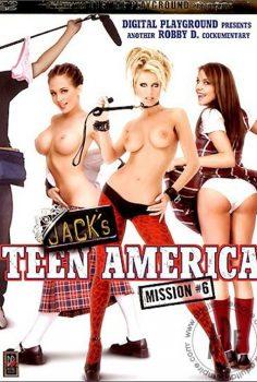 Teen America: Mission vol.6 full erotik film izle