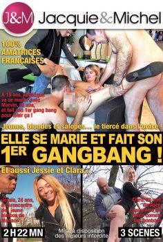Elle Se Marie Et Fait Son 1er Gang Bang! full erotik film izle