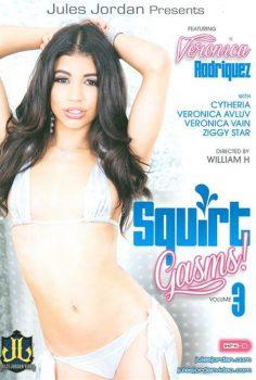 Squirt Gasms! 3 full erotik film izle