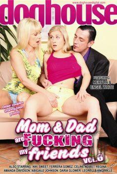 Mom Dad Are Fucking My Friends 6 full erotik film izle