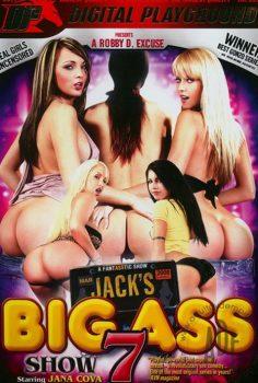 Jack's Playground: Big Ass Show vol.7 full erotik film izle