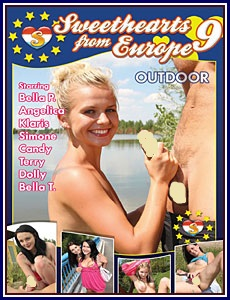 Sweethearts From Europe vol.9 full erotik film izle