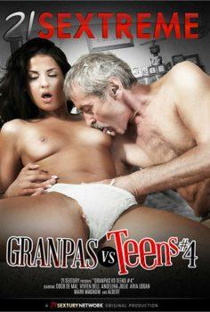 Grandpas vs. Teens vol.4 full erotik film izle
