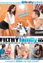 Filthy Family 10 full erotik film izle