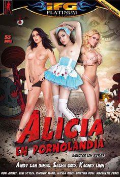 Alicia en Zornolandia full erotik film izle