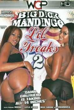 Big Dick Mandingo Lil Freaks #2 full erotik film izle