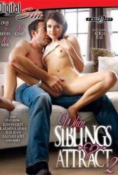 When Siblings Attract vol.2 full erotik film izle