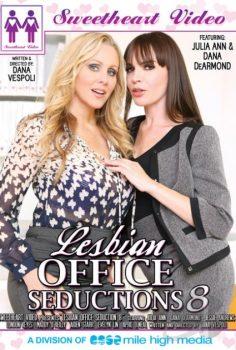 Lesbo Office Seductions vol.8 full erotik film izle