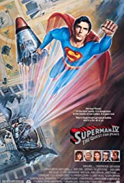 Süpermen 4 – Superman IV: The Quest for Peace (1987) HD Türkçe dublaj izle