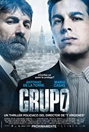 Grupo 7 (2012) HD Türkçe dublaj izle