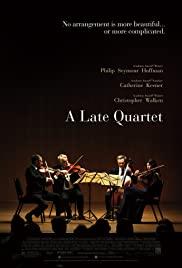 Son Konser – A Late Quartet (2012) HD Türkçe dublaj izle