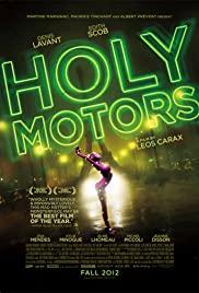 Kutsal Motorlar – Holy Motors (2012) HD Türkçe dublaj izle