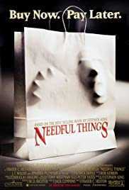 Lanetli Hediyeler – Needful Things (1993) HD Türkçe dublaj izle