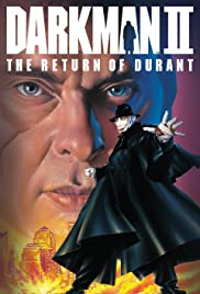 Karanlık Adam 2: Durant'ın Dönüşü – Darkman II: The Return of Durant (1995) HD Türkçe dublaj izle