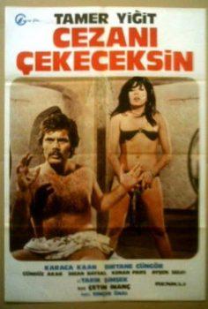 Cezanı Çekeceksin 1976 yeşilçam erotik izle